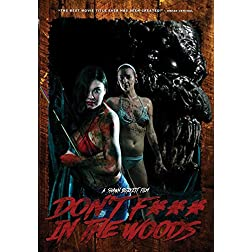 Don't F*** in the Woods [Blu-ray]