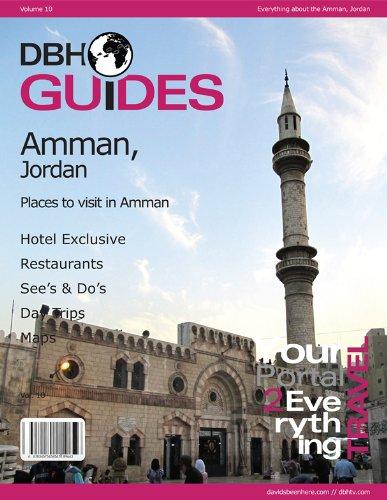 Amman, Jordan City Travel Guide 2011 (DBH City Guides)