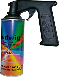 1 Spraydosengriff Handgriff für Thermolack Autolack Spraydose