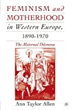 img - for Feminism and Motherhood in Western Europe, 1890-1970: The Maternal Dilemma by Ann Taylor Allen (2007-06-15) book / textbook / text book