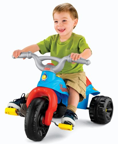 Thomas el Tren Tough Trike