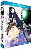 echange, troc Accel World - Intégrale - Edition Saphir [3 Blu-ray] + Livret [Édition Saphir]