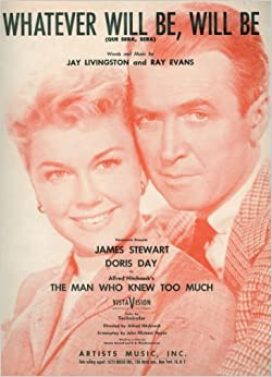 Whatever Will Be, Will Be (Que Sera, Sera) (Cover Photo: Doris Day and
