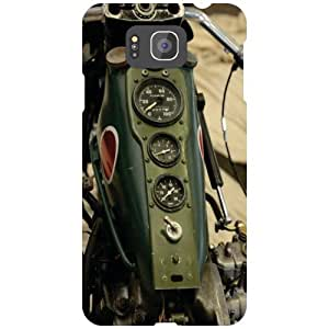 Samsung Galaxy Alpha G850 - Speedometre Phone Cover