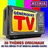 Génériques TV : 30 thèmes originaux de vos séries TV et dessins animés cultes (avec HotmixRadio)