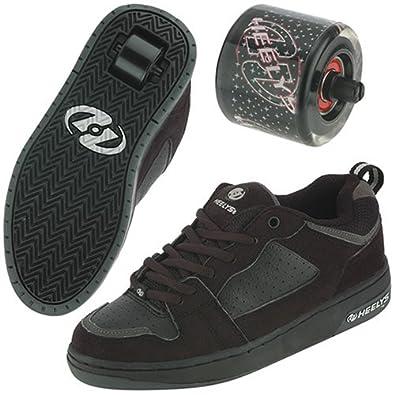 Heelys Vapor Rollershoe (Black/Charcoal) (Youth 1)