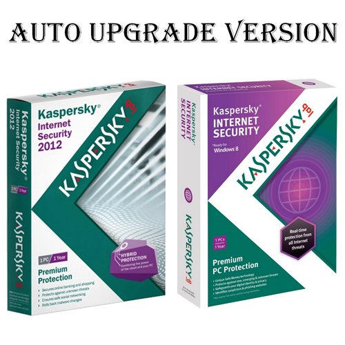 Kaspersky Netbook Internet Security 2012 1 PC, 1 Year License (PC)