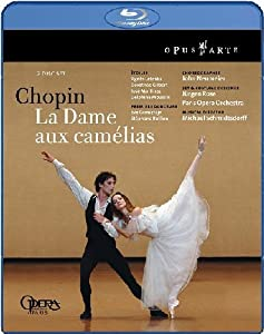 Chopin: La Dame Aux Camelias [Blu-ray] [2009] from OPUS ARTE