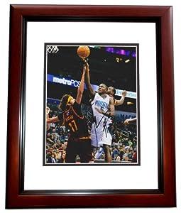 Victor Oladipo Autographed  Hand Signed Orlando Magic 8x10 Photo - MAHOGANY CUSTOM... by Real Deal Memorabilia