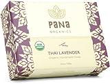 Pana Organics Thai Lavender 3.5 Oz Soap Usda Certified Organic