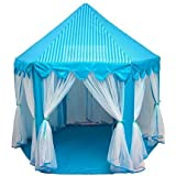 E-Joy Kids Indoor/Outdoor Princess Castle Play Tent Fairy Princess Portable Fun Perfect Hexagon Large Playhouse...