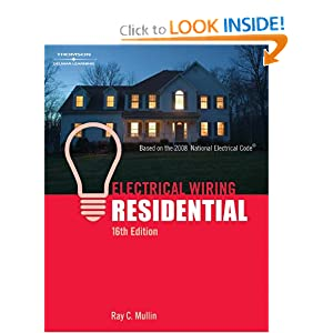 electrical wiring residential c mullin 9781418050955 books
