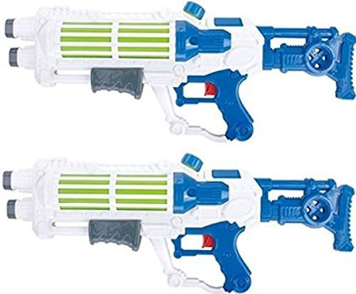 2-x-galaxy-wars-pump-action-water-cannon-19-water-gun-pistols-493009