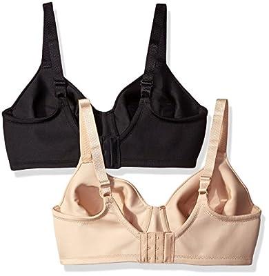 Vanity Fair Women's 2 Pack Beauty Back Full Figure Underwire Bra 76022