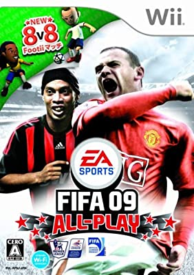 FIFA Soccer 09 All-Play [Japan Import]