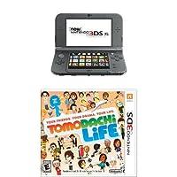 Nintendo 3DS XL Black with Tomodachi Life by Nintendo