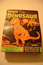 The Beadery Beaded T-Rex Dinosaur Kit