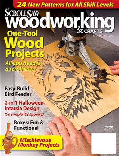 51ut709TPUL Cheap Intarsia Woodworking for Beginners: Skill Building Lessons for Creating Beautiful Wood Mosaics (Scroll Saw Magazine)
