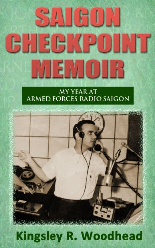 Saigon Checkpoint Memoir cover