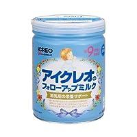 アイクレオのフォローアップミルク 850g