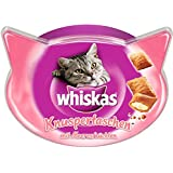 Whiskas C&T Tempts Seafood 60 g (Pack of 8)