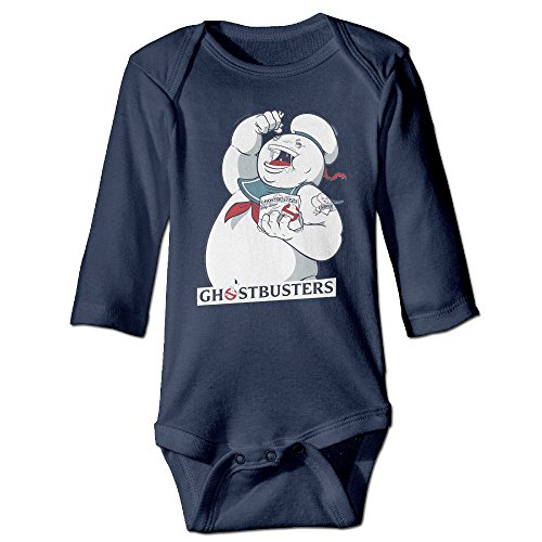Ghost (Stay Puft Marshmallow Baby Costume)