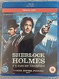 Sherlock Holmes: a Game of Shadows [Blu-ray]