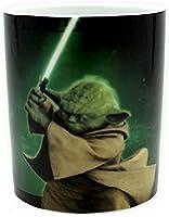 Tasse 460 ml Porcelaine Avec Boîte 'Star Wars' - Yoda