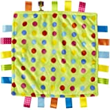 Taggies Colors Blanket, Confetti (Discontinued by Manufacturer)