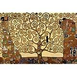 1art1 48106 Poster Gustav Klimt L' Arbre de Vie 91 X 61 cm