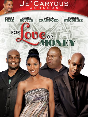 Je'Caryous Johnson'S For Love Or Money front-432911