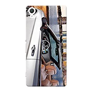 Mobile Back Cover For Sony Xperia Z3 (Printed Designer Case)