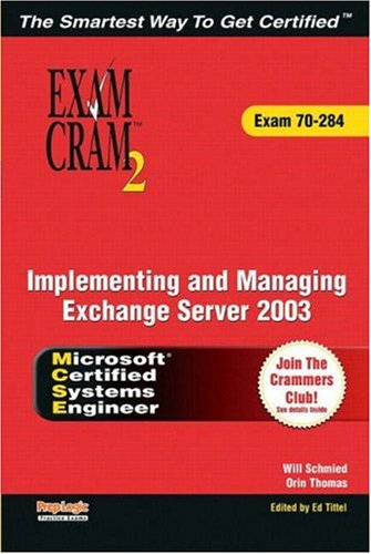 Microsoft Exchange Server 2003 Pdf