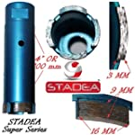 STADEA diamond drill bit hole saw cor...