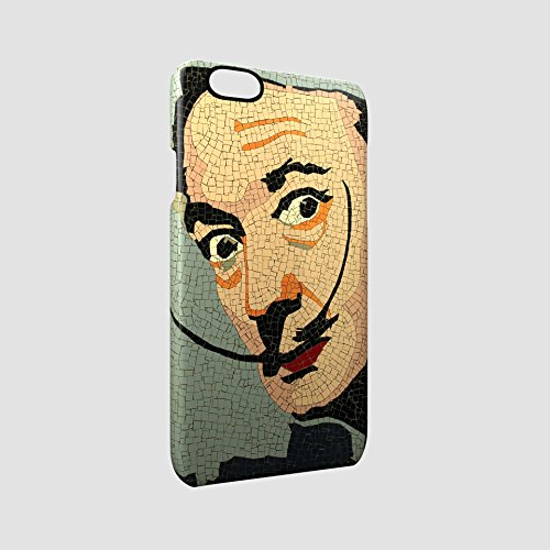 Salvador Dali Mosaica Hard Snap-On Protective iPhone 6 / iPhone 6s Case Cover