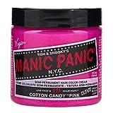 manic panic(マニックパニック) マニックパニックヘアカラー コットンキャンディーピンク MC11004 118ml