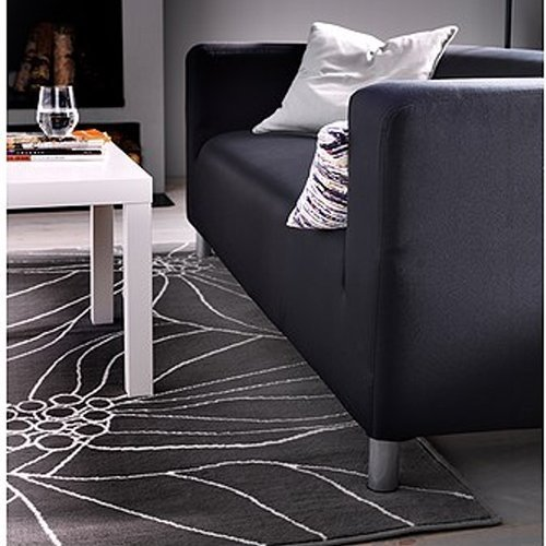 IKEA GISLEV Area Rug Low Pile Modern Carpet