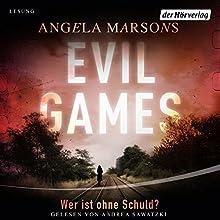 Evil Games: Wer ist ohne Schuld? (Kim Stone 2) Hörbuch von Angela Marsons Gesprochen von: Andrea Sawatzki