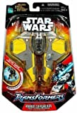 Star Wars Anakin Skywalker Transformer