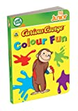 51utGqYi5xL. SL160  LeapFrog Tag Junior Book: Curious George Color Fun