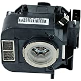 Electrified ELPLP50 Replacement Lamp with Housing for Epson Projectors