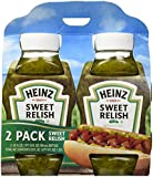 Heinz Sweet Relish, 26 Ounce, (Pack of 2)