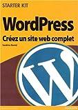 echange, troc Sandrine Burriel - Wordpress créez un site complet