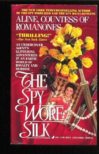 The Spy Wore Silk, Aline Romanos