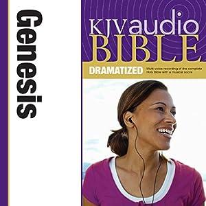 KJV Audio Bible: Genesis (Dramatized) Audiobook