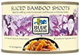 Blue Dragon Fruit and Vegetables Bamboo Shoots 225 g (Pack of 6)