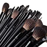 Professional Cosmetic Makeup Brush Set Kit with Synthetic...