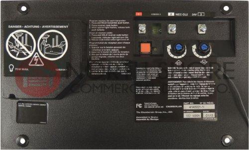 Liftmaster Chamberlain 41A5021-1I Delux Chain Drive Logic Board