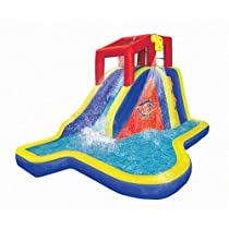 Banzai Splash Blast Water Slide