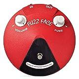 Jim Dunlop Jimi Hendrix Fuzz Face JHF-3 JHF3 Band of Gypsys ジムダンロップ ジミ ヘンドリクス ファズフェイス バンド・オブ・ジプシーズ ギター エフェクター 【並行輸入品】